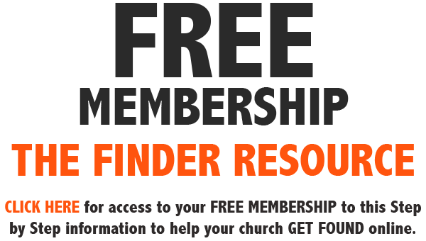 Free Membership to help you improve your Church Marketing
